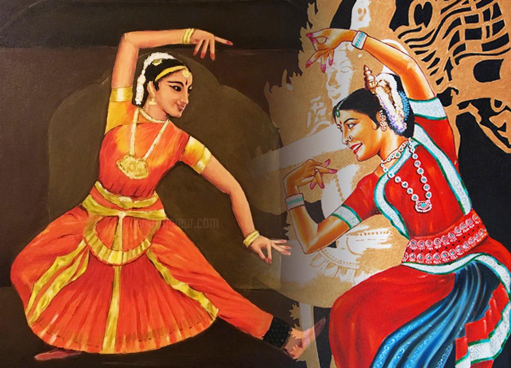 Navadhisha Dance