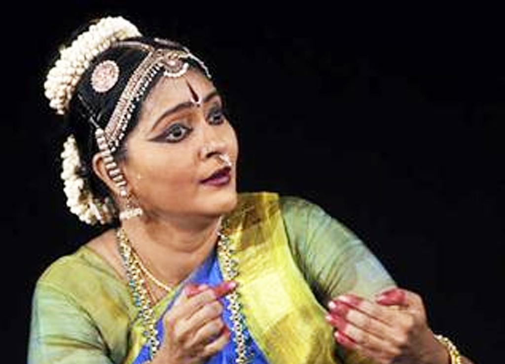Bharata Kala Ratna Smt.Jayanthi Subramaniam