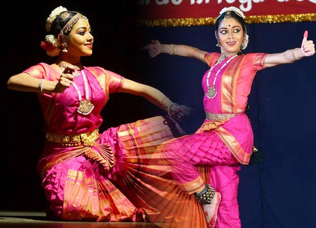 Natya Chemmal Awardee Pranathi