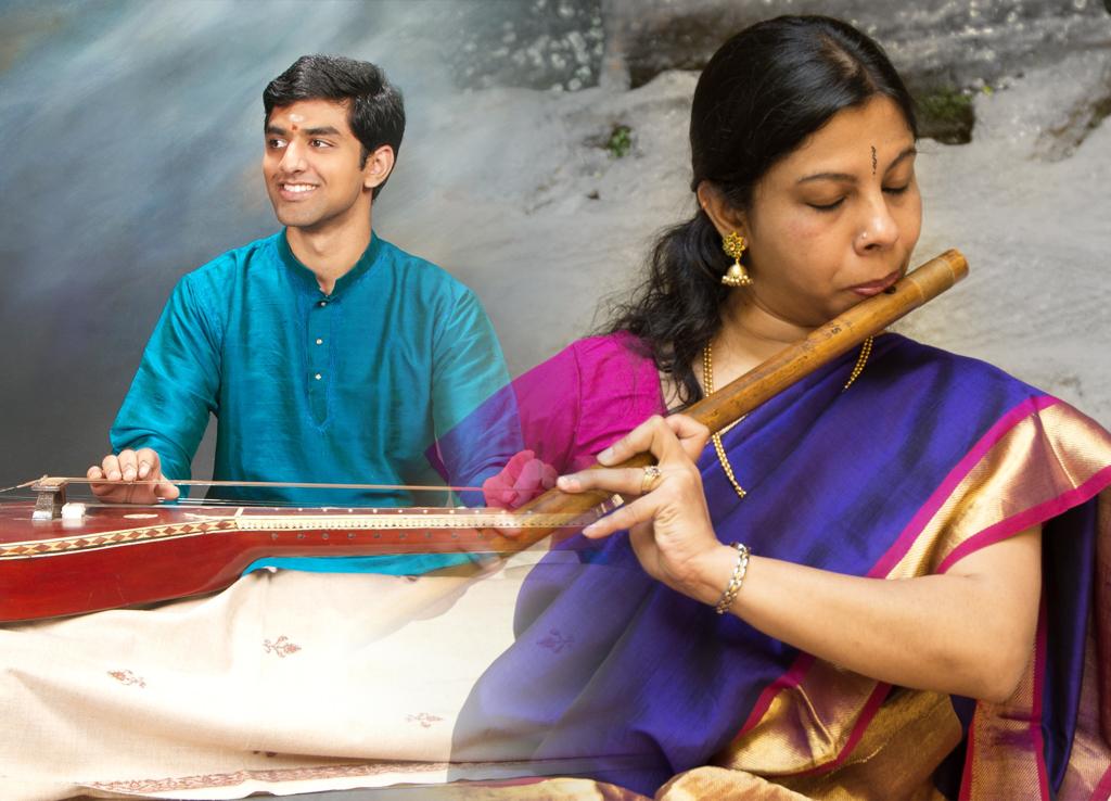 Shantala Subramaniam & Vishal Sapuram