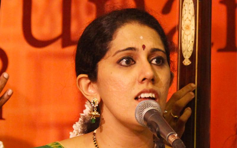 Amritha Murali - Vocal