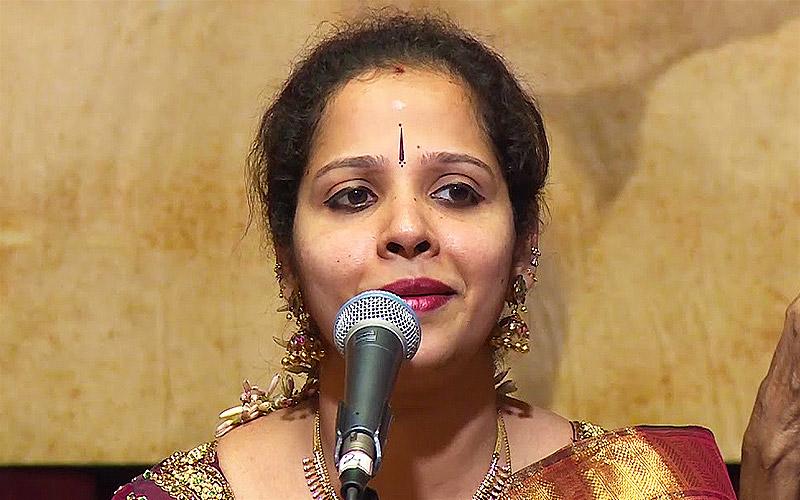 K.Gayathri - Vocal