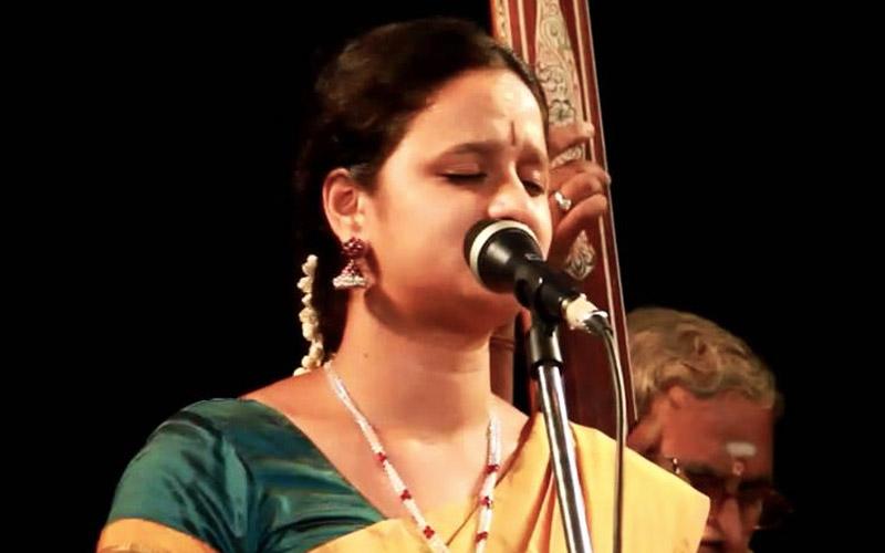 J.B Keerthana - Vocal
