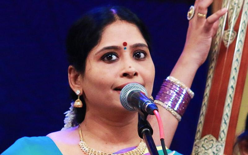 Nithyashree Mahadevan - Vocal