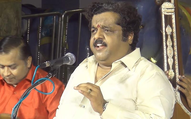 Isai Perarasar - Padmasri - Dr. Sirghazhi G Sivachidambaram - Vocal