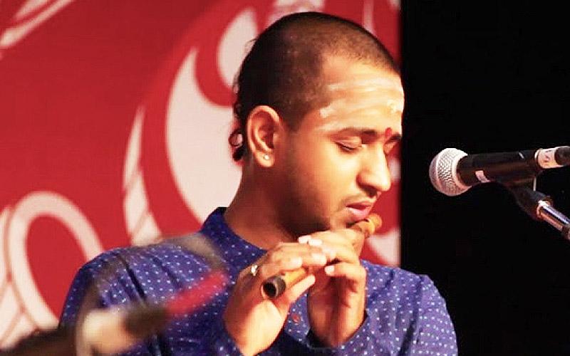 J.B. Sruthi Sagar - Flute