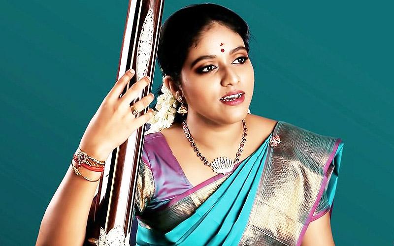 S.J. Janani - Vocal
